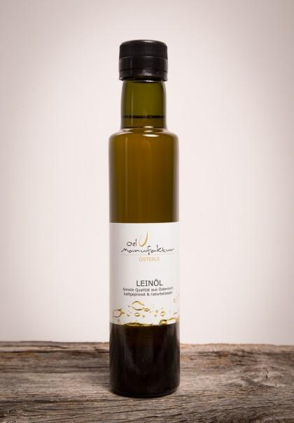 Leinöl –Ölmanufaktur Österle